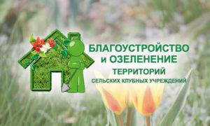 Районный смотр-конкурс на лучшее благоустройство и озеленение территории сельского клубного учреждения