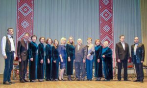 Народный оркестр народных инструментов Лучниковского центра культуры