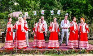 Народный хор Весейского сельского дома культуры