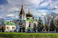 Церковь св. Марии Магдалены в Минске
