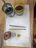 1. Инструменты и материалы для работы