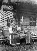 Как выглядели выбранецкие деревни и их жители всего лишь 100 лет назад