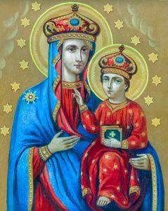 Озерянская икона божией матери