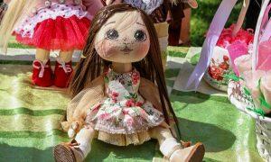 Куклы натальи боровки