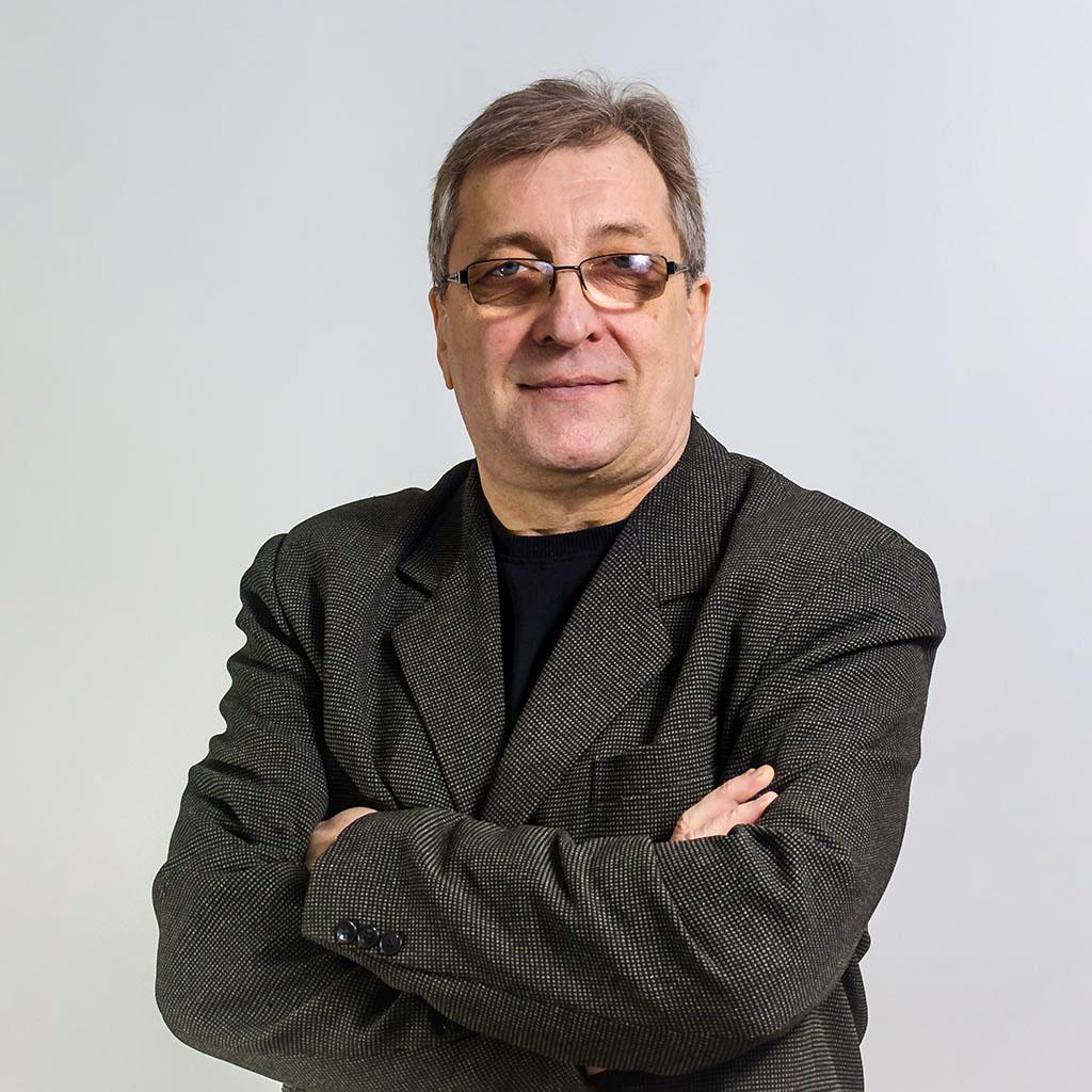 Жуковский Владимир Леонидович, ведущий методист